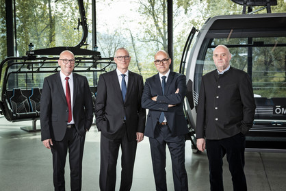 New Management of the Doppelmayr Group