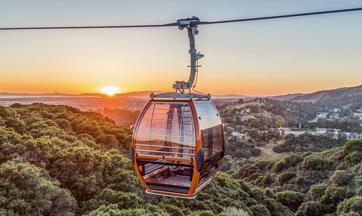 8-MGD California Trail Gondola