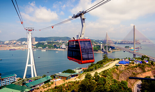 230-ATW Ha Long Queen Cable Car