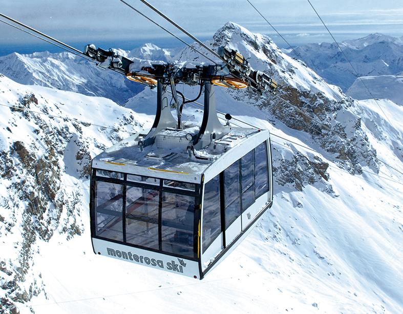 Funifor Doppelmayr FUF-Monterosa-Ski